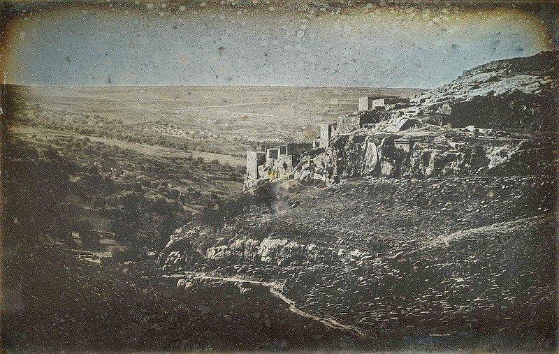 Jerusalem, 1844 Photographer: Joseph-Philibert Girault de Prangey